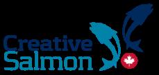 Creative Salmon-logo